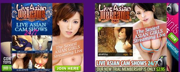 japanese webcam girls posing on cam