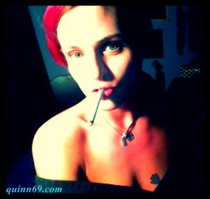 camgirls smoking on webcam